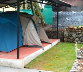 Kodai Vel Farms Resort Kodaikanal - Thandikudi - Tent House Rooms