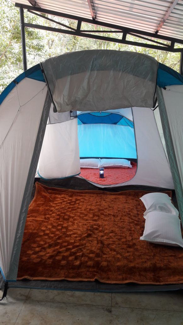Camping Tent Room
